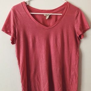Forever 21 cute pink tee shirt